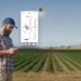 Farmers data optimal irrigation time Rubicon COALA-project